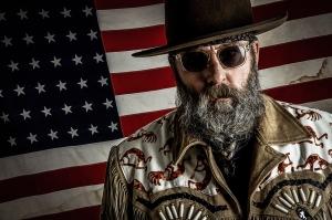 Nigel Barker/Cowboy Hat